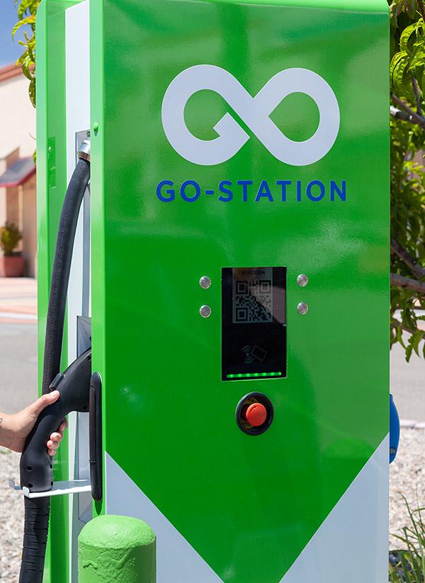 Go-Station EV Charging